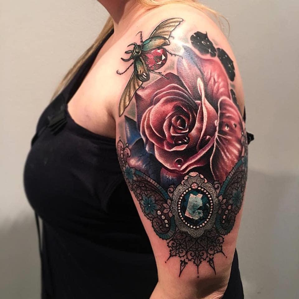 tattoo by @ryansmithtattooist
