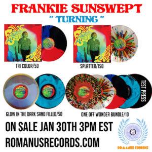 Frankie Sunswept