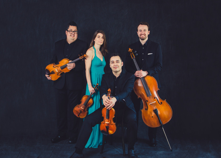 beo string quartet
